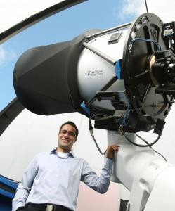 Maan Hani, UVic Astronomy