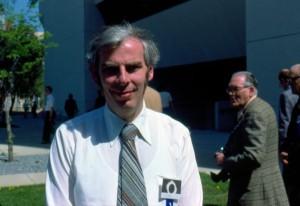 Dr. Alan Batten. RASC President 1976-78. Edmonton GA, May 1978.