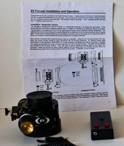 JMI EV1 motorized focuser for SCT